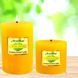 Aroma Candles Category