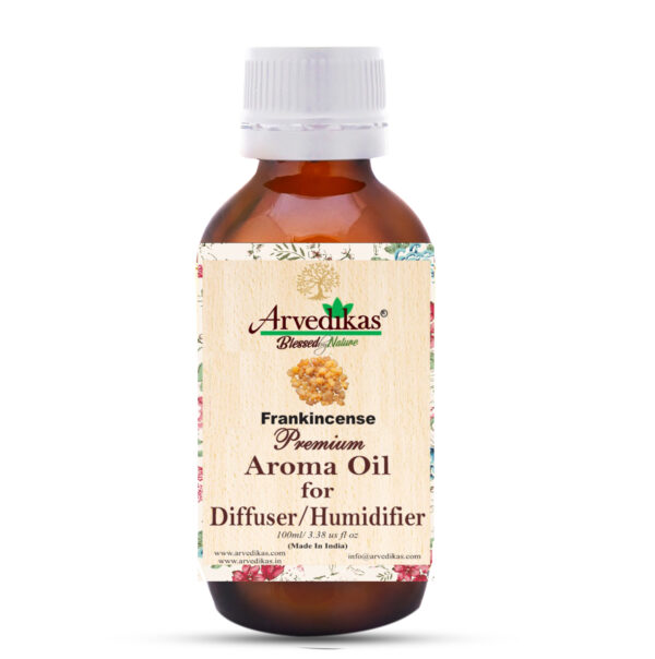 Frankincense Fragrance Oil for Diffusers & Humidifiers 100Ml