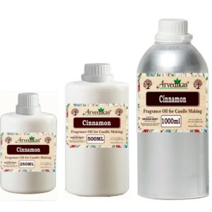 Cinnamon Fragrance Oil For Candle-250Ml to 1000Ml