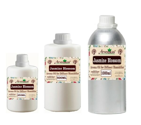 Jasmine Blossom Fragrance Oil For Diffuser & Humidifiers-250ml to 1000ml