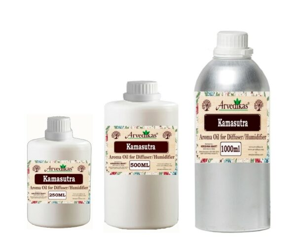 Kamasutra Fragrance Oil For Diffuser & Humidifiers-250ml to 1000ml