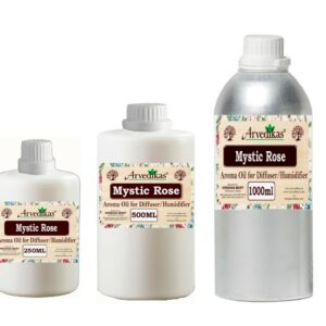 Mystic Rose Fragrance Oil For Diffuser & Humidifiers-250ml to 1000ml