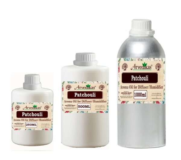 Patchouli Fragrance Oil For Diffuser & Humidifiers-250ml to 1000ml