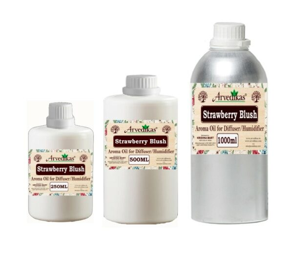 Strawberry Blush Fragrance Oil For Diffuser & Humidifiers-250ml to 1000ml