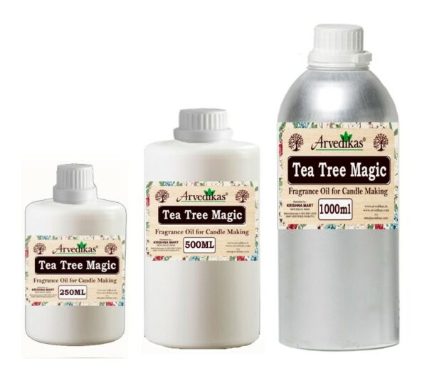 Tea Tree Magic Fragrance Oil For Candle-250Ml to 1000Ml