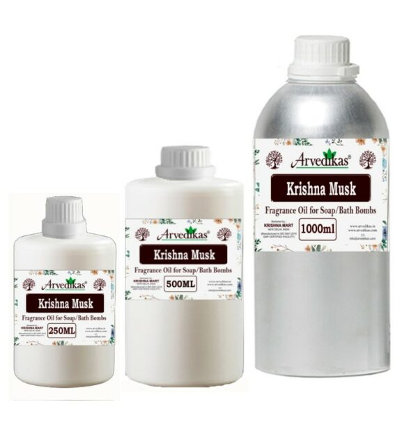 Lotus Flora Fragrance Oil For Soap / Bath Bombs-250Ml to 1000Ml